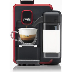 Кофемашина Caffitaly Bianka S22 black/red
