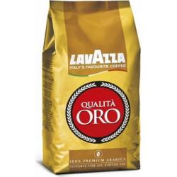 Кофе в зернах Lavazza Qualita Oro (1000г) 1кг.