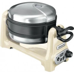 Вафельница KitchenAid Artisan 5KWB100EAC кремовая