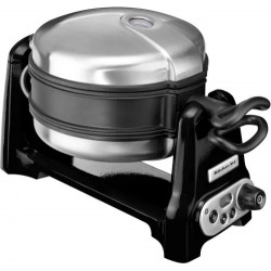 Вафельница KitchenAid Artisan 5KWB100EOB черная