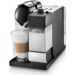 Кофеварка капсульная DeLonghi EN 520.W Nespresso Lattissima