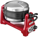 Вафельница KitchenAid Artisan 5KWB100EER красная