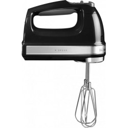 Ручной миксер KitchenAid 5KHM9212EOB черный