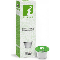 Кофе в капсулах Caffitaly Green Coffee Ganoderma (10 шт.)