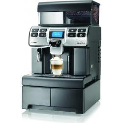 Кофемашина Saeco Aulika TOP High Speed Cappuccino Black