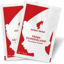 Горячий шоколад Julius Meinl chocolate powder (50*25,0гр)