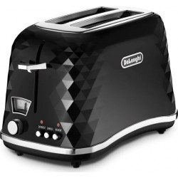 Тостер Delonghi Brillante CTJ 2103.BK
