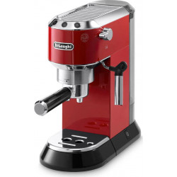 Кофеварка delonghi ec 685 red